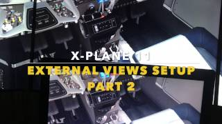X-Plane 11 External Views part 2