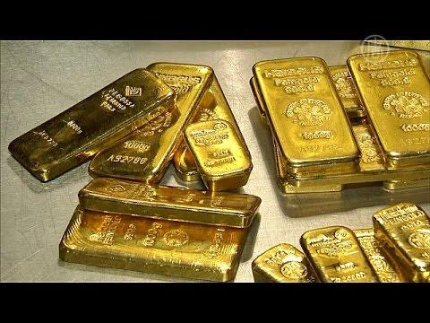 Богатые греки скупают золото, опасаясь кризиса (новости)
