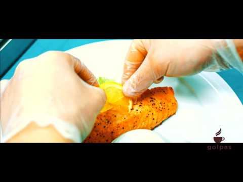 Форель в сливочно икорном соусе кулинарный рецепт