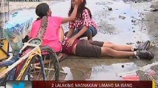 24 Oras: Dalawang lalaking nagnakaw umano sa isang bodega, patay nang barilin ng may-ari