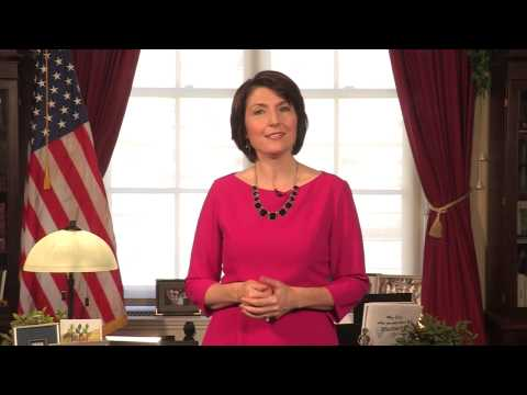 Weekly Republican Address 4/12/14: Rep. Cathy McMorris Rodgers (R-WA)