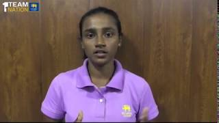 Sri Lanka Womens Development Squad Tour of Thailand - Team Departure