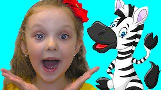 Old MacDonald Had A Farm  | Nursery Rhymes | Lisa Kids Show