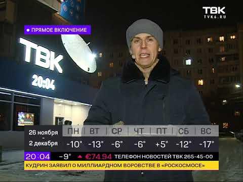 Прогноз погоды (26 ноября - 2 декабря 2018)