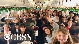 Gary Sinise brings 1,750 Gold Star families to Disney World