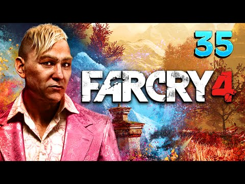 FARCRY 4: Old Brick Factory  Ep.35