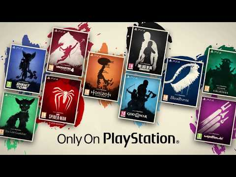 PS4   Only On PlayStation Collection