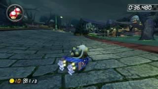 Twisted Mansion - 1:54.063 - Hß Sωifイ (Mario Kart 8 World Record)