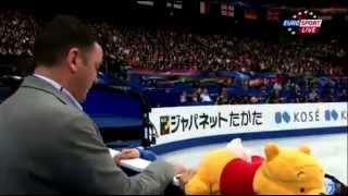 Worlds 2014 Yuzuru Hanyu 羽生結弦 SP
