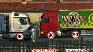 ???? ETS 2 Po przerwie wyjeżdźam na Europejskie drogi - Na żywo