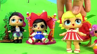Мультик Лалалупси ЛОЛ LOL Surprise КАРНАВАЛ 2 часть мультик из игрушек для детей #Сюпризы #Игрушки