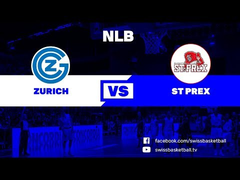 NLB - Day 3: Zürich vs. Morges-St-Prex