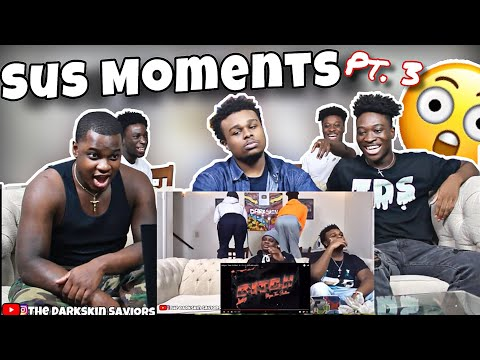 THIS HAS TO BE THE WORST ONE 😩REACTING TO OUR ŚUS MOMENTS Part3