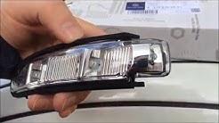 W211 Blinker Spiegel Wechseln