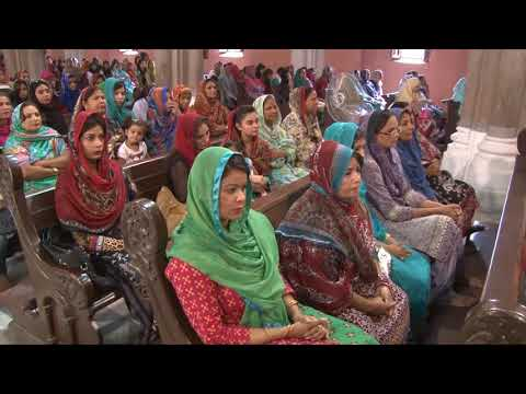 Sunday Homily at Sacred Heart Cathedral Lahore Presided By Fr Jahanzeb Iqbal (08-10-2017)