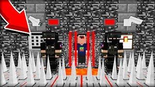 МЕНЯ АРЕСТОВАЛИ ПОБЕГ из ТЮРЬМЫ в МАЙНКРАФТ 100 троллинг ловушка Minecraft