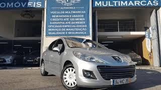Peugeot 207 1.6 HDI 98G para Venda em Plural Status . (Ref: 548372)