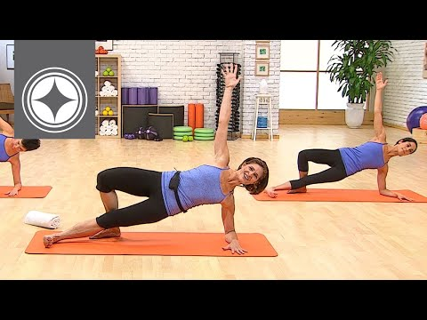 Mindful Movement | Intense Body Blast: Pilates Interval Training, L1