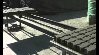 Brick, block & paver machine/plant - PMSA VB4 & VB4X