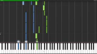 Mayday Parade - Stay piano tutorial