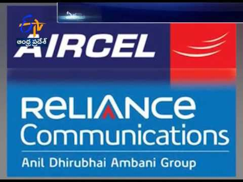Reliance Communications Aircel announce merger; create fourth largest telco in India