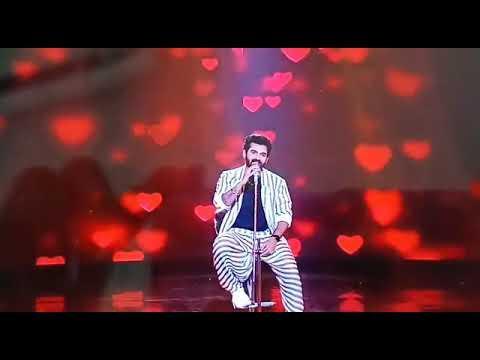 akhil-song-performance-with-monal-dance-|-oke-oka-lokam-nuvve-song