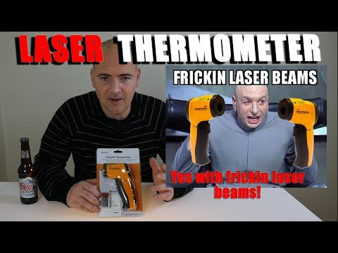 Helect Infrared Digital Thermometer Money Saving Tech Tool Unboxing & First Look