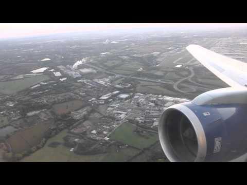 *VERY LONG TAXI* British Airways B767-300 (G-BNWZ) London Heathrow - Amsterdam