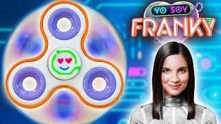 """♥ DIY: Fidget Spinner de """"Yo Soy Franky"""" ♥"""