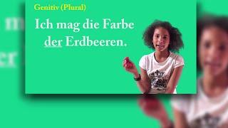 Deutsche Grammatik lernen mit Musik (Trailer)