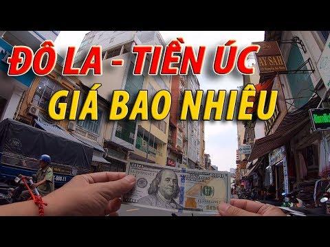 CẦM 100.USD Ra Khu ĐỔI TIỀN NÁO NHIỆT NHẤT CHỢ BẾN THÀNH - ĐÔ LA LÊN HAY XUỐNG I Cuộc Sống Sài Gòn