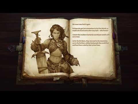 All companion endings | Pathfinder: Kingmaker |