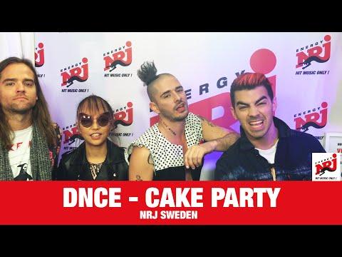 [INTERVIEW] Cake Party Med DNCE - NRJ SWEDEN