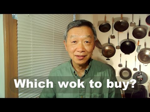 Which Wok To Buy? My Recommendations