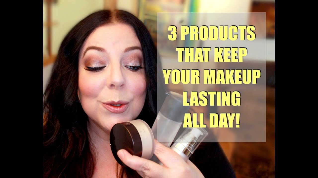 how to keep your makeup on all day