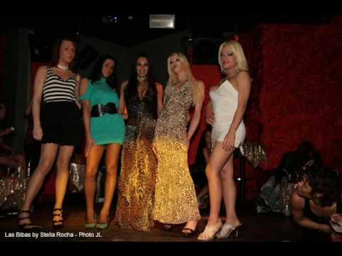 Selection Miss Trans Univers Las Bibas 2010 ( clip hd stereo videos & photos )