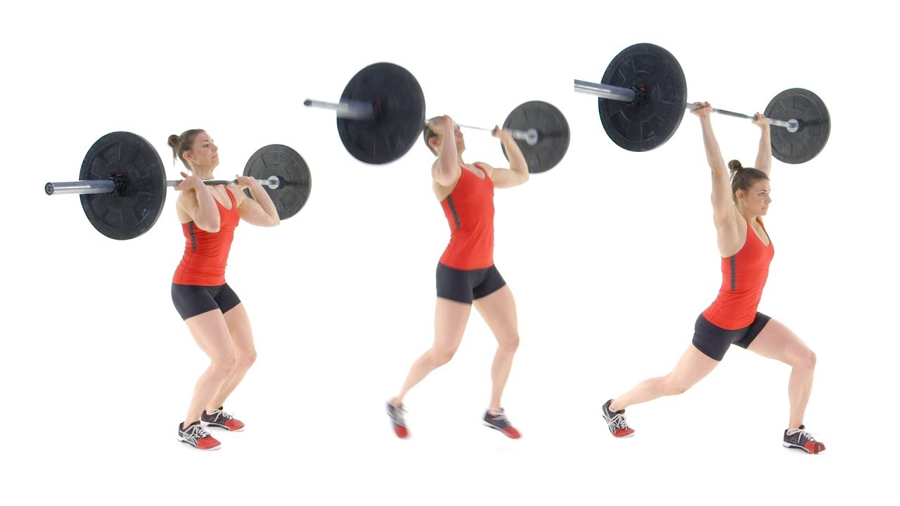Nombres de ejercicios de crossfit con imagenes