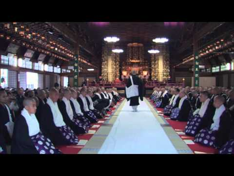 PILGRIMAGE  TO  KOYASAN English version