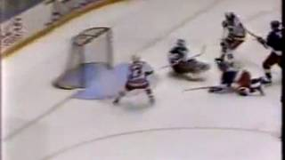 Sergei Nemchinov shorty assist on Jan Erixon goal vs Jets (1993)