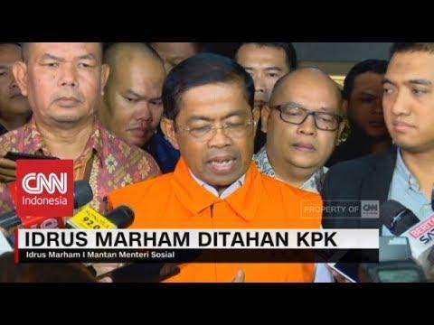 Jumat Keramat! Idrus Marham Ditahan KPK, KPK Tahan Mantan Mensos Terkait Kasus Korupsi Mp3