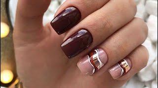 Самый шикарный маникюр 2021 2022 Модные красивые ногти фото идеи маникюра Шикарные ногти