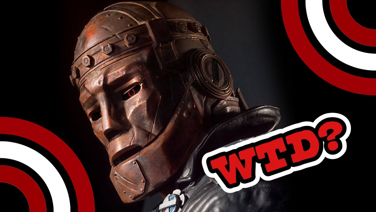 Download Doom Patrol Season 1 - What's the Difference?