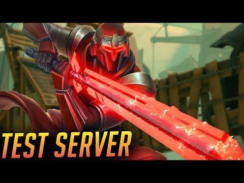 Z1unknown Zhin Test Server | 1 Hit Ult :)