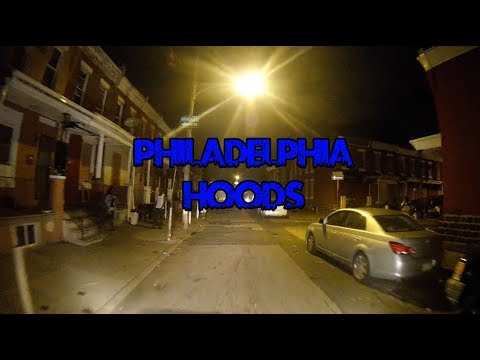SOUTHWEST PHILADELPHIA | Woodland Ave AFTER DARK Pt.1