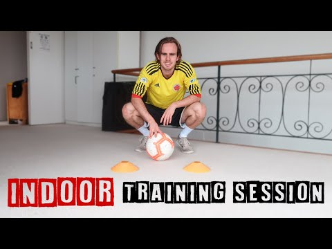 INDOOR FOOTBALL SESSION (FOLLOW ALONG)