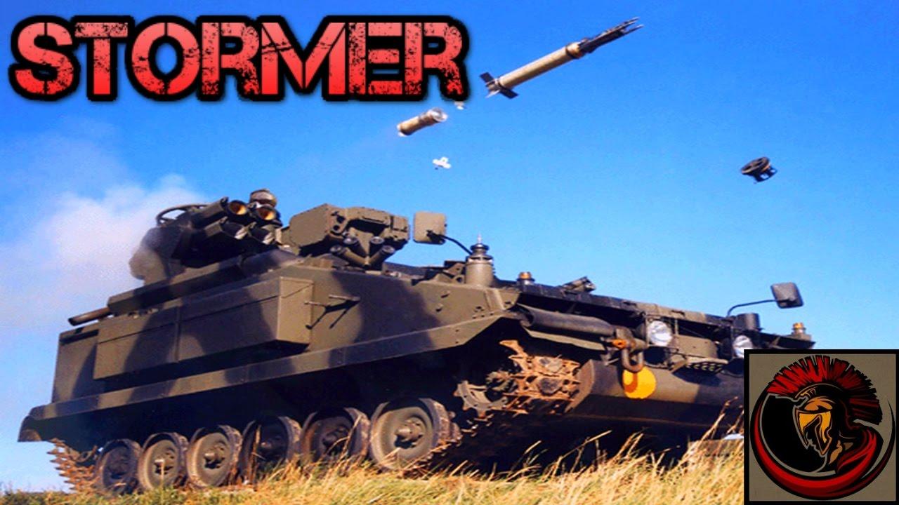 British Stormer Hvm Cvrt Air Defence Opinionsoverview