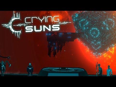 CRUSH the Junker Scum! - Crying Suns Beta Gameplay! |