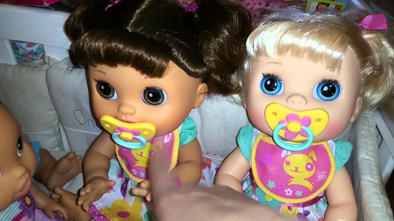 Showing All Of Our Baby Alive Dolls Requested Youtube