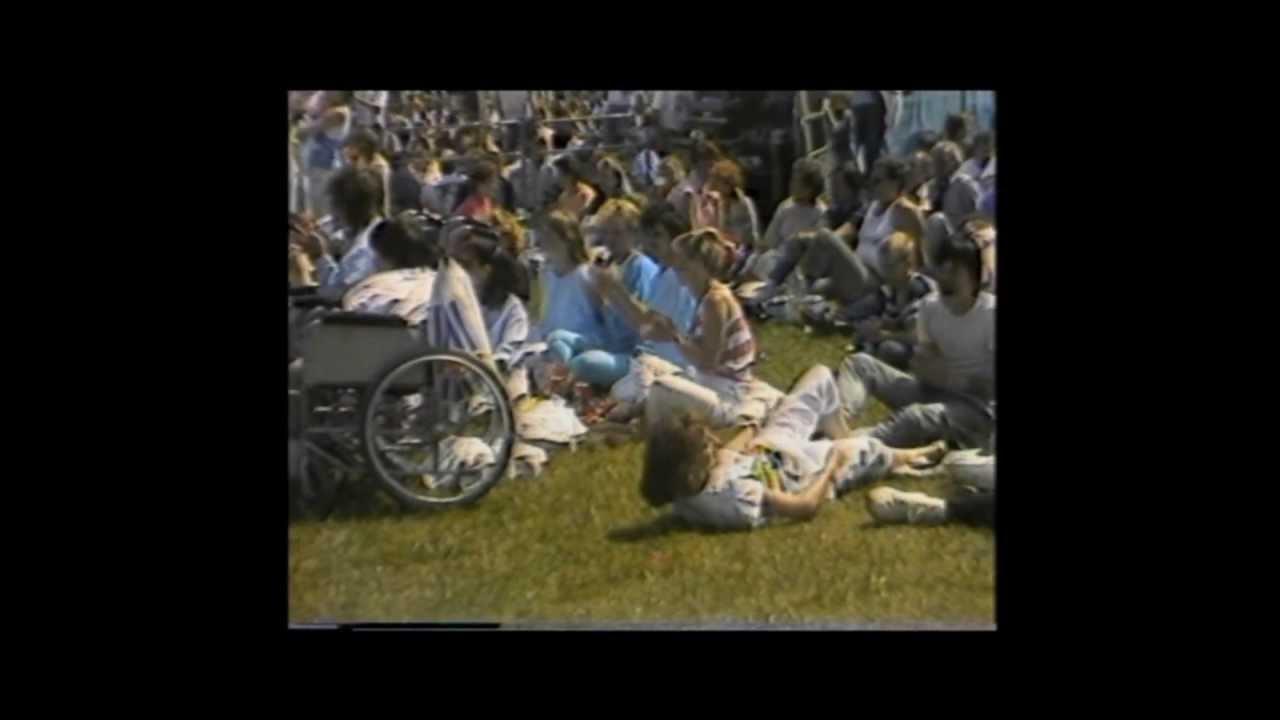 Rhondda Enterprise Video News -1986 - Maerdy Colliery, Valley Aid & Street Parties
