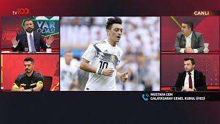 Mustafa Cem VAR Odası'nda Mesut Özil hakkında ağır ithamlar! 'Sözlerimi geri almayacağım'